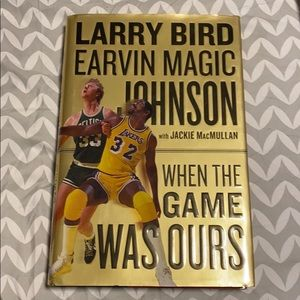 Larry Bird & Magic Johnson When the game was ours